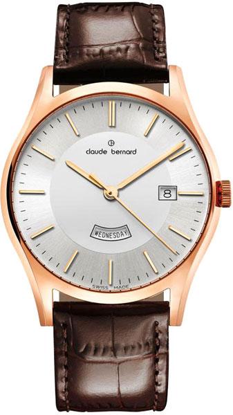 Мужские часы Claude Bernard 84200-37RAIR
