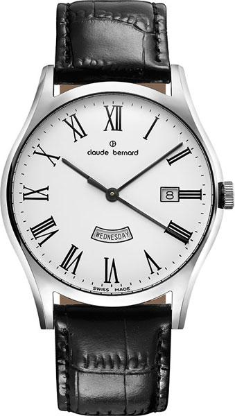 цены Мужские часы Claude Bernard 84200-3BR