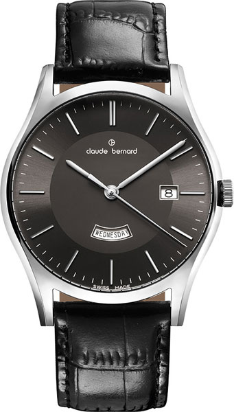 Мужские часы Claude Bernard 84200-3NIN все цены