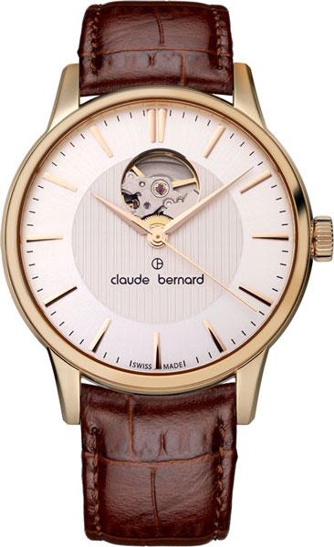 Мужские часы Claude Bernard 85017-37RAIR