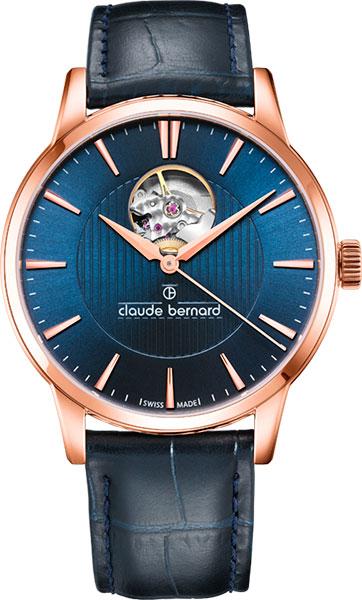 лучшая цена Мужские часы Claude Bernard 85017-37RBUIR