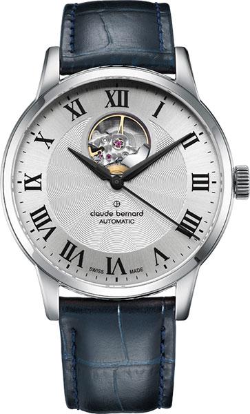 Мужские часы Claude Bernard 85017-3AR цена и фото