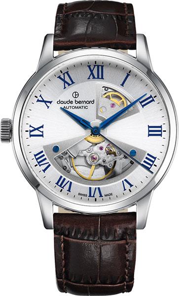 лучшая цена Мужские часы Claude Bernard 85017-3ARBUN