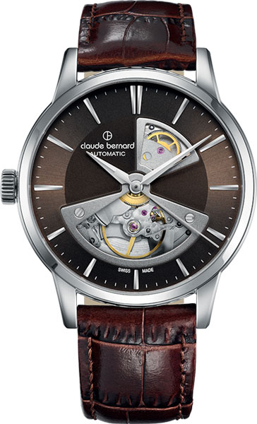 Мужские часы Claude Bernard 85017-3BRIN2