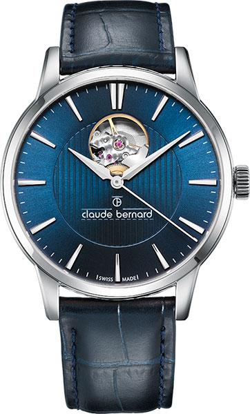 Фото - Мужские часы Claude Bernard 85017-3BUIN бензиновая виброплита калибр бвп 13 5500в