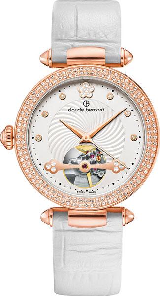 Купить Наручные часы 85023-37RPAPR  Женские наручные швейцарские часы в коллекции Dress Code Claude Bernard