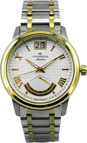 цены на Мужские часы Continental 12175-GR312710-ucenka в интернет-магазинах