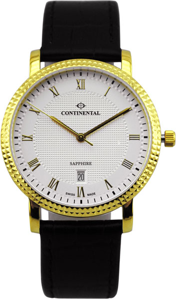 Мужские часы Continental 12201-GD254110-ucenka continental часы continental 12206 ld354130 коллекция sapphire splendour