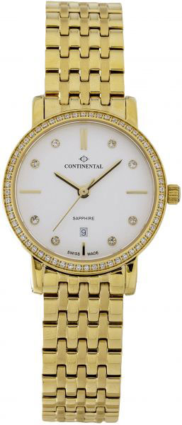 Женские часы Continental 12201-LD202131 continental часы continental 12206 ld354130 коллекция sapphire splendour