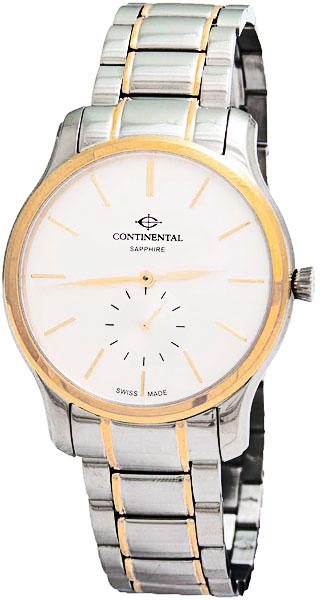 все цены на Мужские часы Continental 12205-GT312130 в интернете