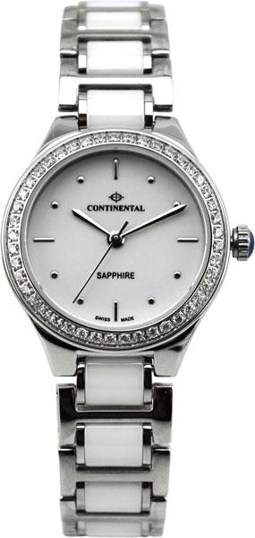 Женские наручные швейцарские часы в коллекции Sapphire Splendour Continental от AllTime