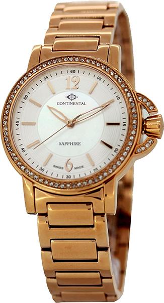 Женские часы Continental 12260-LT505731 continental часы continental 12206 ld354130 коллекция sapphire splendour