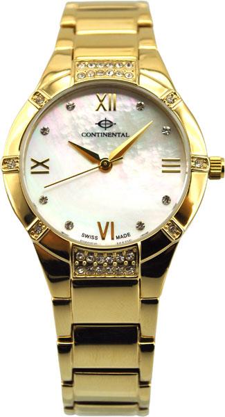 Женские часы Continental 1229-235-ucenka continental часы continental 12206 ld354130 коллекция sapphire splendour