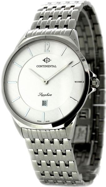Мужские часы Continental 12500-GD101730 continental часы continental 12206 ld354130 коллекция sapphire splendour