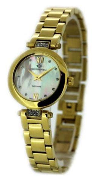 Женские часы Continental 13001-LT202501-ucenka continental часы continental 14201 ld312710 коллекция sapphire splendour