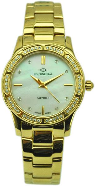 Женские часы Continental 13101-LT202501-ucenka continental часы continental 14201 ld312710 коллекция sapphire splendour