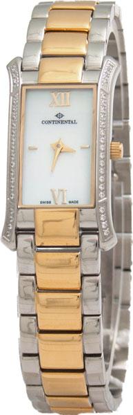 Женские часы Continental 1354-245 continental часы continental 12206 ld354130 коллекция sapphire splendour