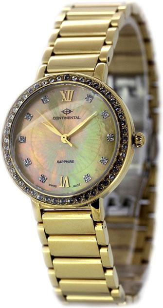 Женские часы Continental 13601-LT202301 continental часы continental 14201 ld312710 коллекция sapphire splendour