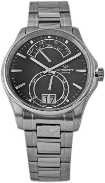 Мужские часы Continental 14203-GR101430 continental часы continental 12206 ld354130 коллекция sapphire splendour