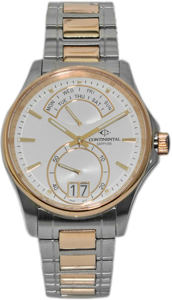 Мужские часы Continental 14203-GR815730-ucenka continental часы continental 14201 ld312710 коллекция sapphire splendour