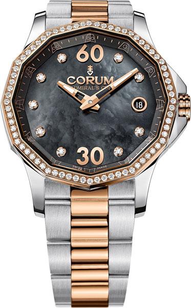 Женские часы Corum 082.101.29/V200-PN10