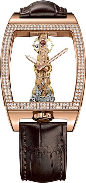 Фото «Швейцарские механические золотые наручные часы Corum 113.161.85/0002-0000»