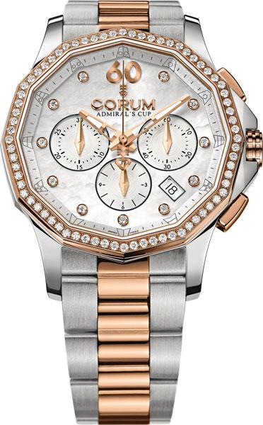 Женские часы Corum 132.101.29/V200-PN09