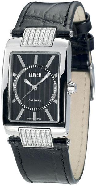 Женские часы Cover Co102.04 cover co154 st1lbk sw