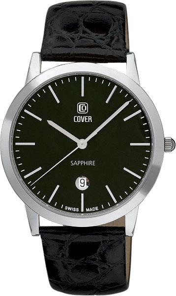 Мужские часы Cover Co123.10 cover co154 st1lbk sw