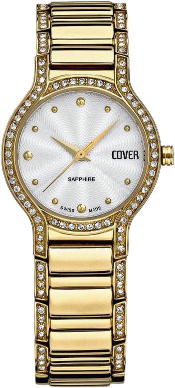 Женские часы Cover Co130.04 cover co154 st1lbk sw