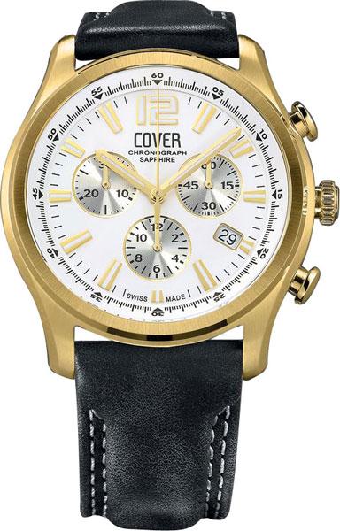 Мужские часы Cover Co135.06 cover мужские швейцарские наручные часы cover co135 11