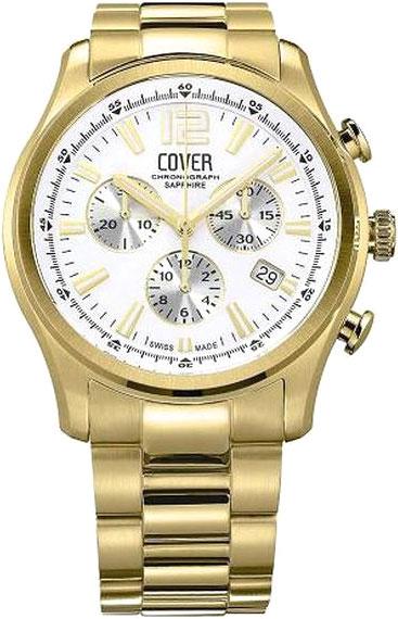 Мужские часы Cover Co135.03 cover мужские швейцарские наручные часы cover co135 11