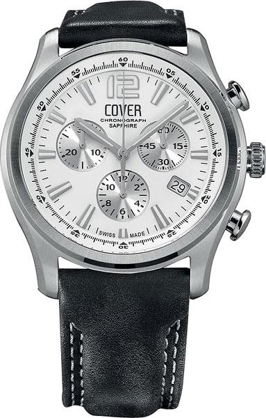 Мужские часы Cover Co135.05 cover мужские швейцарские наручные часы cover co135 11