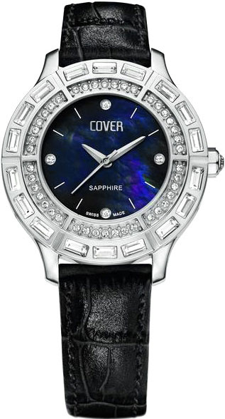 Женские часы Cover Co139.01 cover co154 st1lbk sw