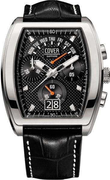 Купить Наручные часы Co144.03  Мужские наручные швейцарские часы в коллекции Rectangular Cover