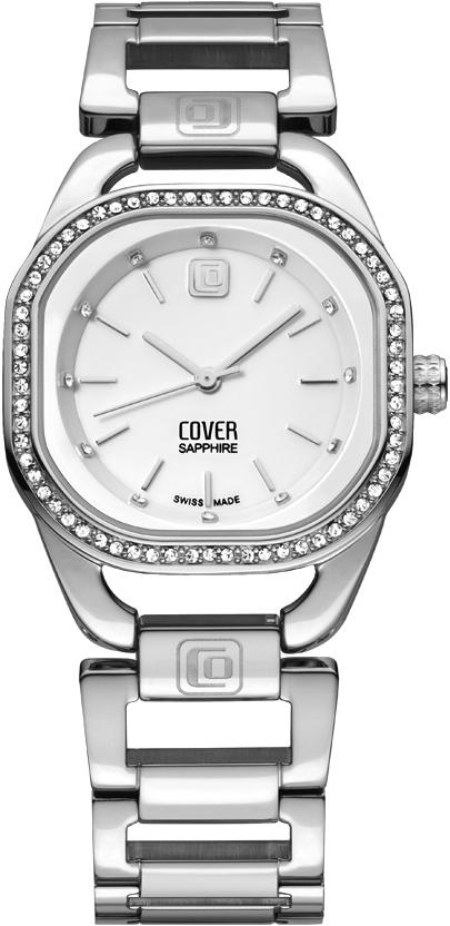 Женские часы Cover Co148.02 cover co154 st1lbk sw