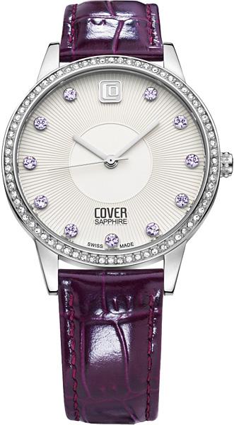 Женские часы Cover Co153.03 cover co154 st1lbk sw