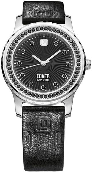 Женские часы Cover Co154.05 cover co154 st1lbk sw