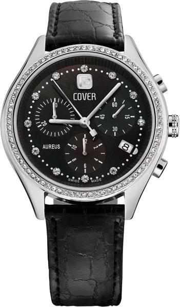 Женские часы Cover Co160.03 cover co154 st1lbk sw