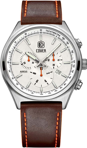 Мужские часы Cover Co165.06 citizen часы citizen aw1031 31a коллекция eco drive