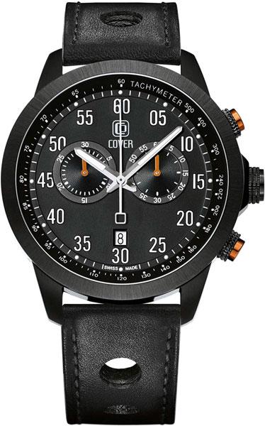 Фото - Мужские часы Cover Co175.01 бензиновая виброплита калибр бвп 13 5500в