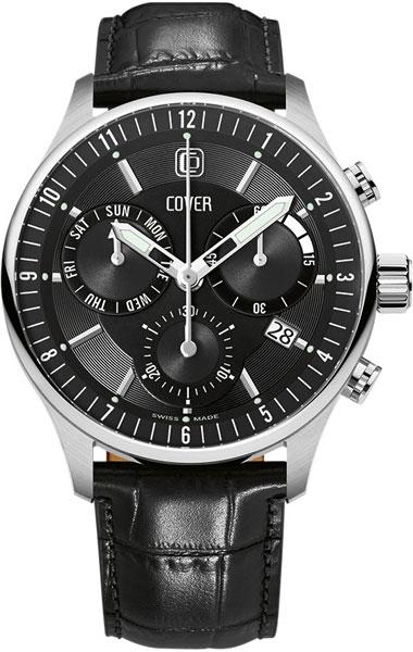 цена Мужские часы Cover Co181.03 онлайн в 2017 году