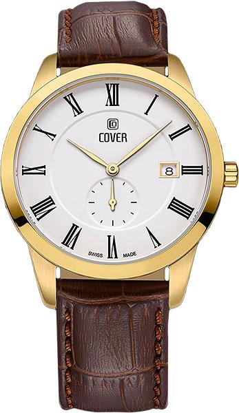 цена Мужские часы Cover Co194.10 онлайн в 2017 году