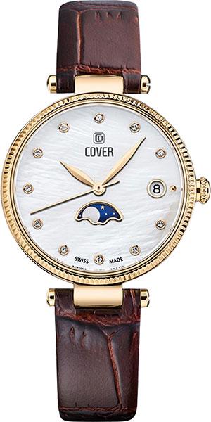 цена Женские часы Cover Co196.05 онлайн в 2017 году