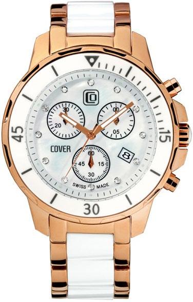 Швейцарские женские часы в коллекции Trend Женские часы Cover Co51.05 фото