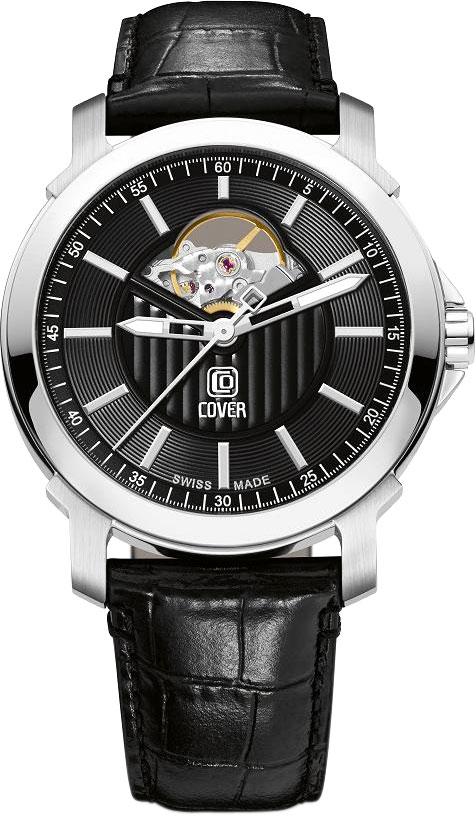 Мужские часы Cover CoA10.01 купить часы мужские с открытым механизмом