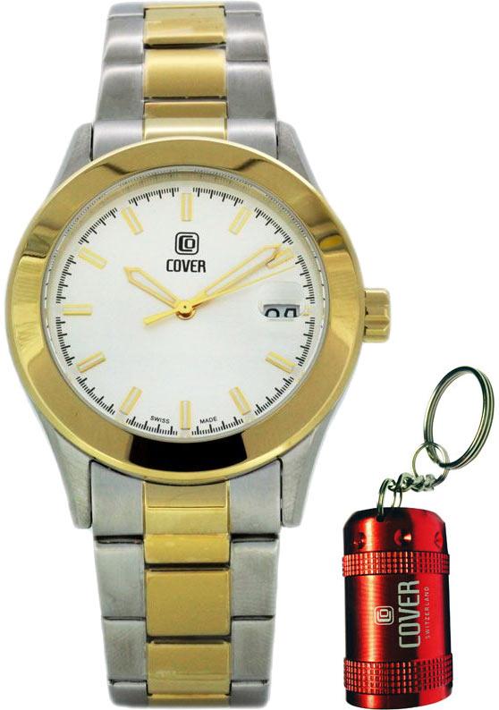 цена Мужские часы Cover PL42031.03 онлайн в 2017 году