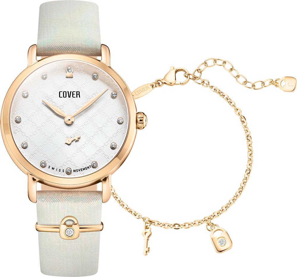 Женские часы Cover SET.Co1004.02 женские часы cover co147 04