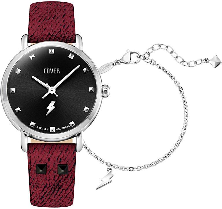 Женские часы Cover SET.Co1007.01 женские часы cover co147 04