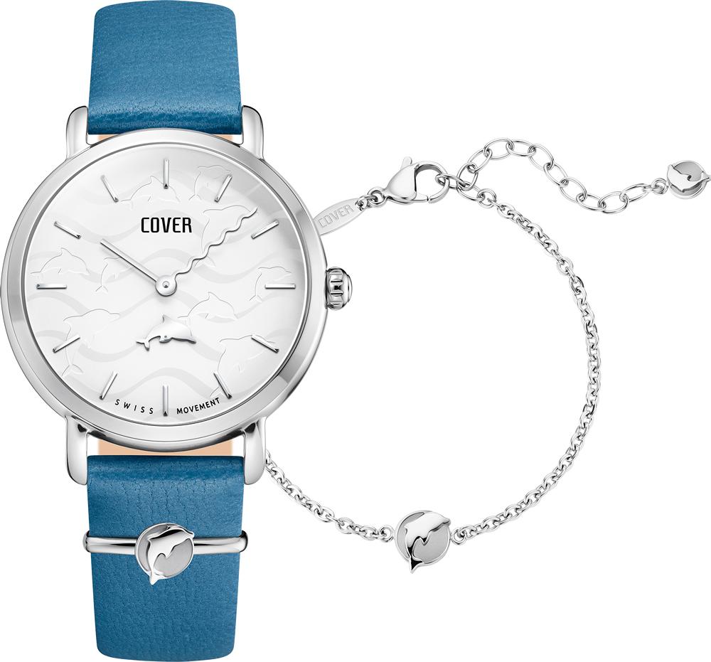 лучшая цена Женские часы Cover SET.Co1008.01